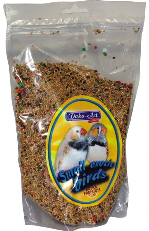 small exotic birds extra premium