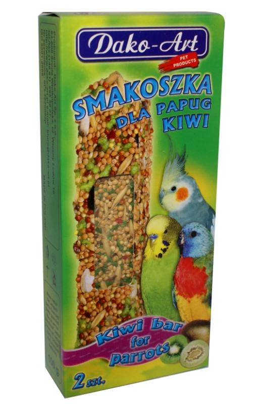 smakoszka kiwi papuga