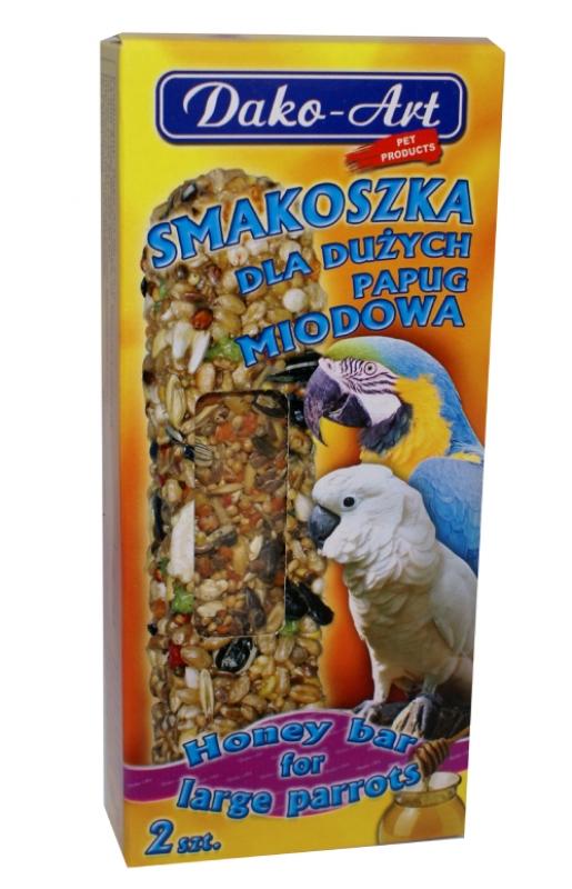 smakoszka miodowa duza papuga