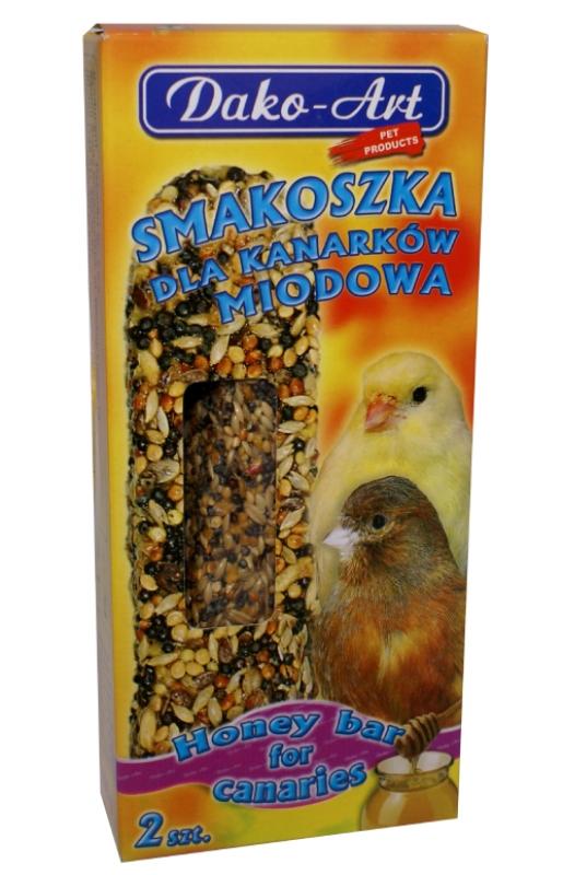 smakoszka miodowa kanarek