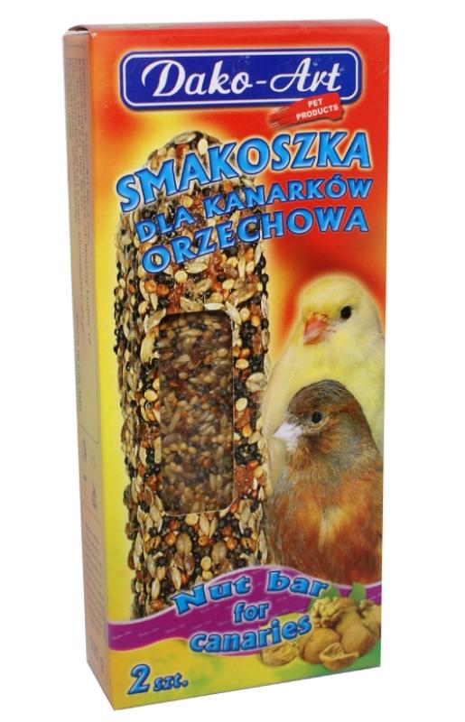 smakoszka orzechowa kanarek