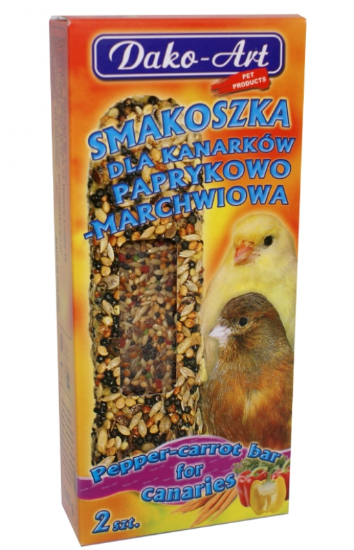 smakoszka paprykowo marchwinowa