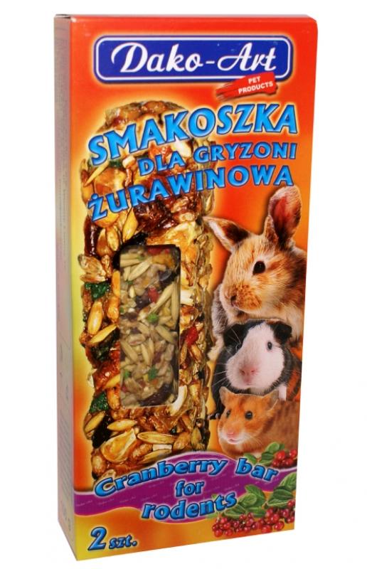 smakoszka zurawinowa gryzon