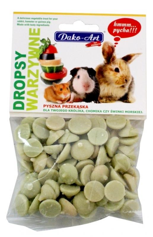 dropsy warzywne kartonik