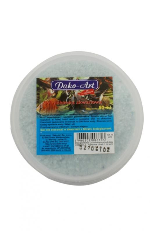 sól akwariowa niebieska